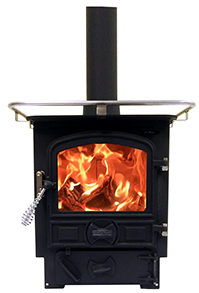 The 4B Half Pod (Solid Fuel) by Bubble Products, Harworth, Doncaster.